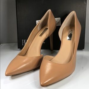 [185] INC 12 W Women's Kenjay d'Orsay Pumps